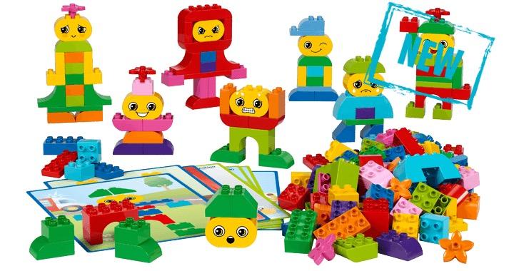 Поделки из конструктора лего для детей 36